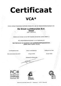 VCA 2019
